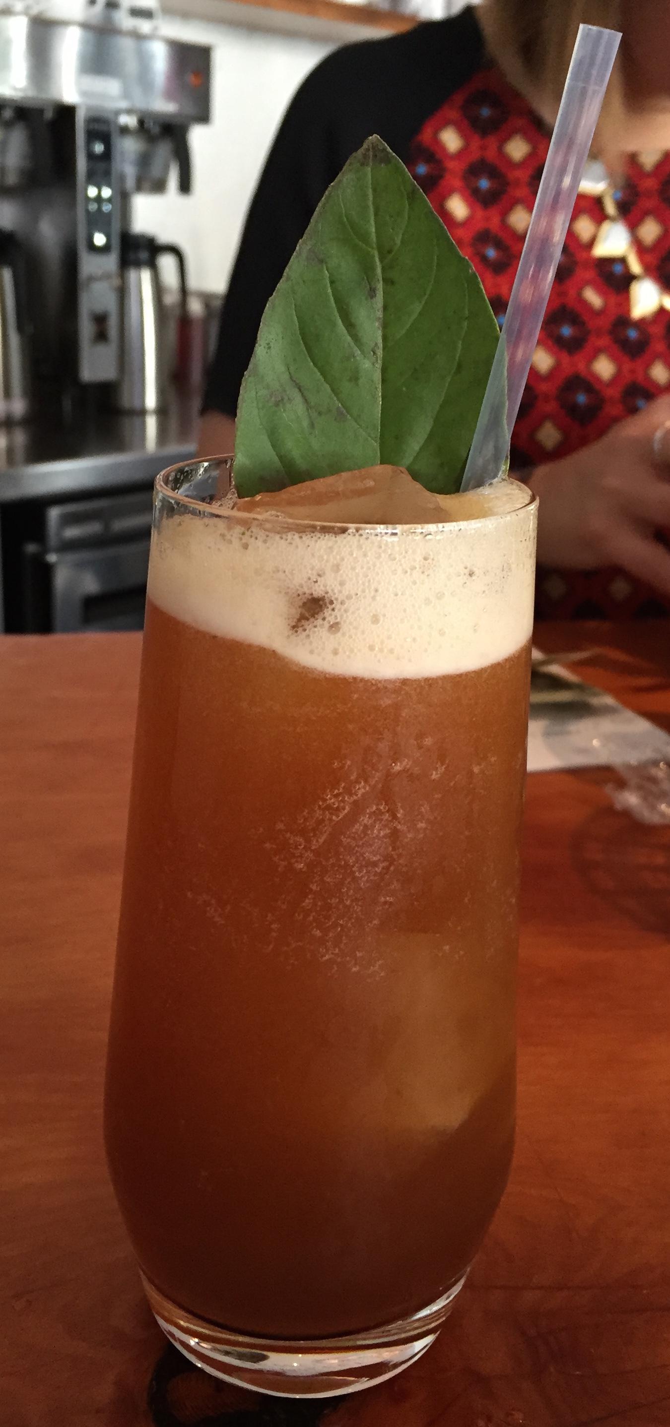 Las Vegas Turnaround Cocktail