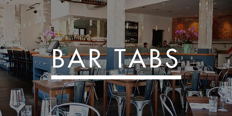 Bar Tabs: Dustin Lawlor, Head Bartender, The Kitchen