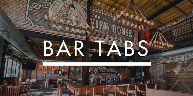 Bar Tabs: Dane Hatch, Lead Bartender at ViewHouse