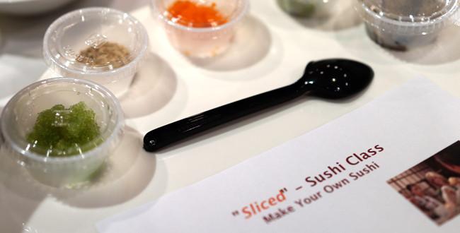 sliced! sushi making class | Sirvo