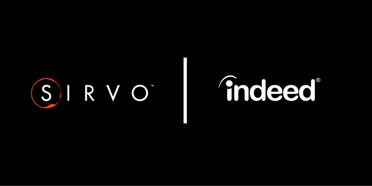 Sirvo Partners with Indeed.com