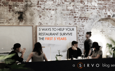 5 Ways to Help Your Restaurant Survive The First Five Years