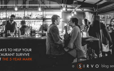 5 Ways to Help Your Restaurant Survive Past the 5-Year Mark