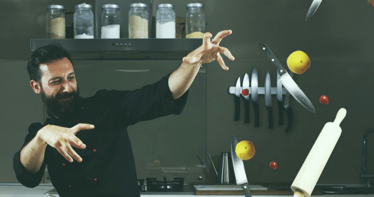 The Life and Times of The Modern Day Chef