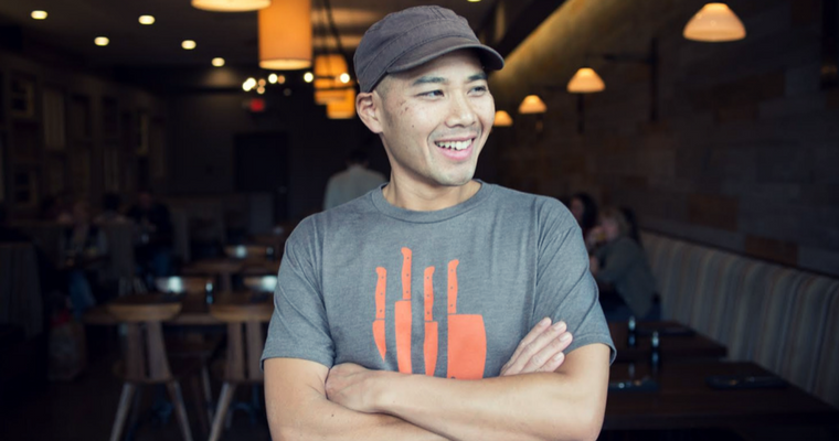 Sirvo Stories: Sirvo Spends Some Time with Chris Kobayashi of Tupelo Honey Southern Kitchen and Bar