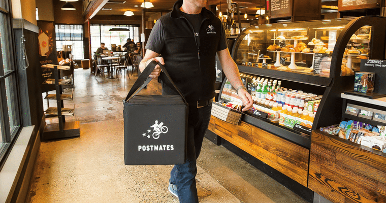 Restaurant Delivery Is On The Rise