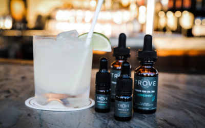 Invite Your Guests to Chill Out with These CBD Cocktails