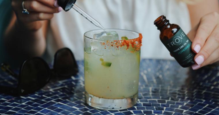 Trove CBD Margarita